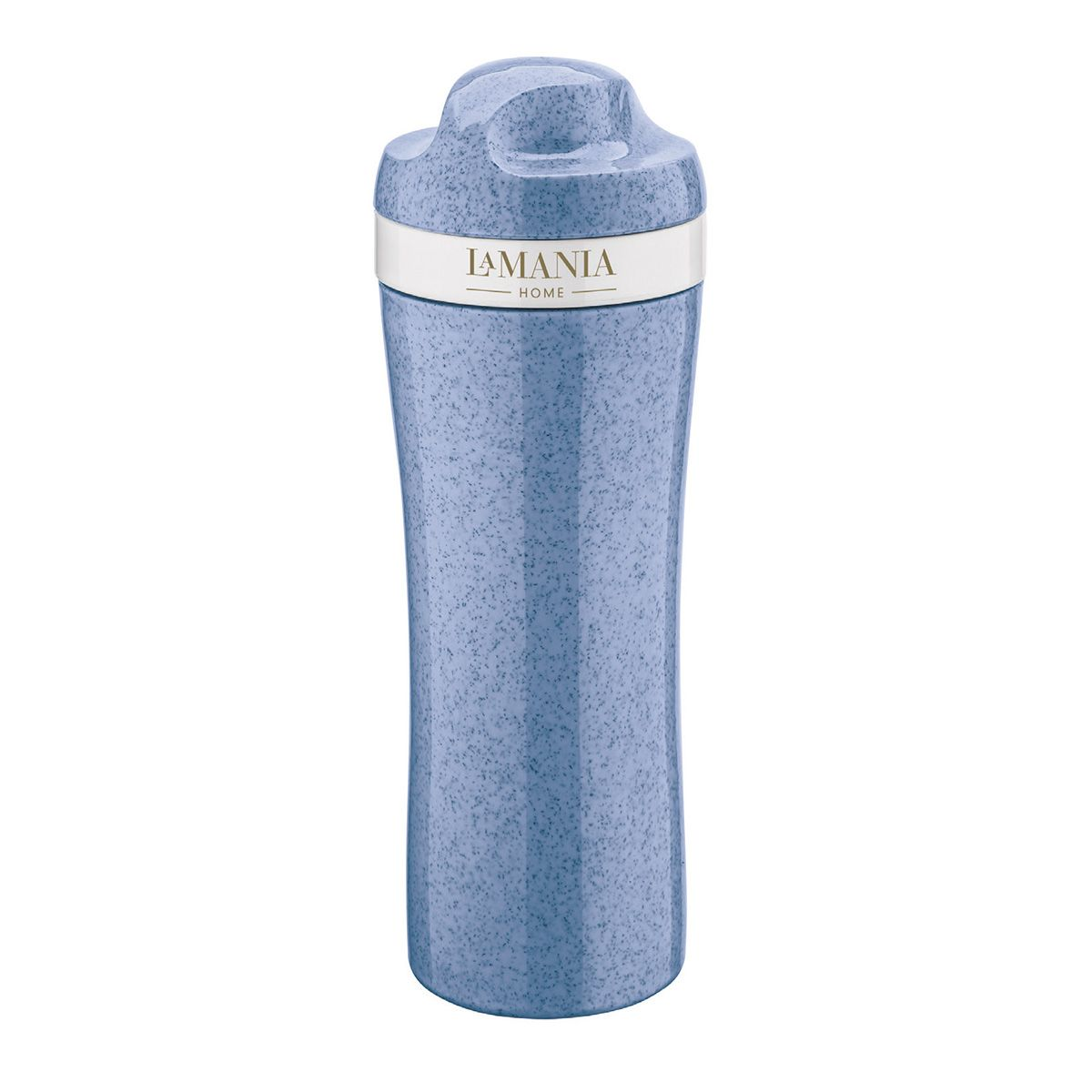 Bidon na napój Organic 425 ml blue