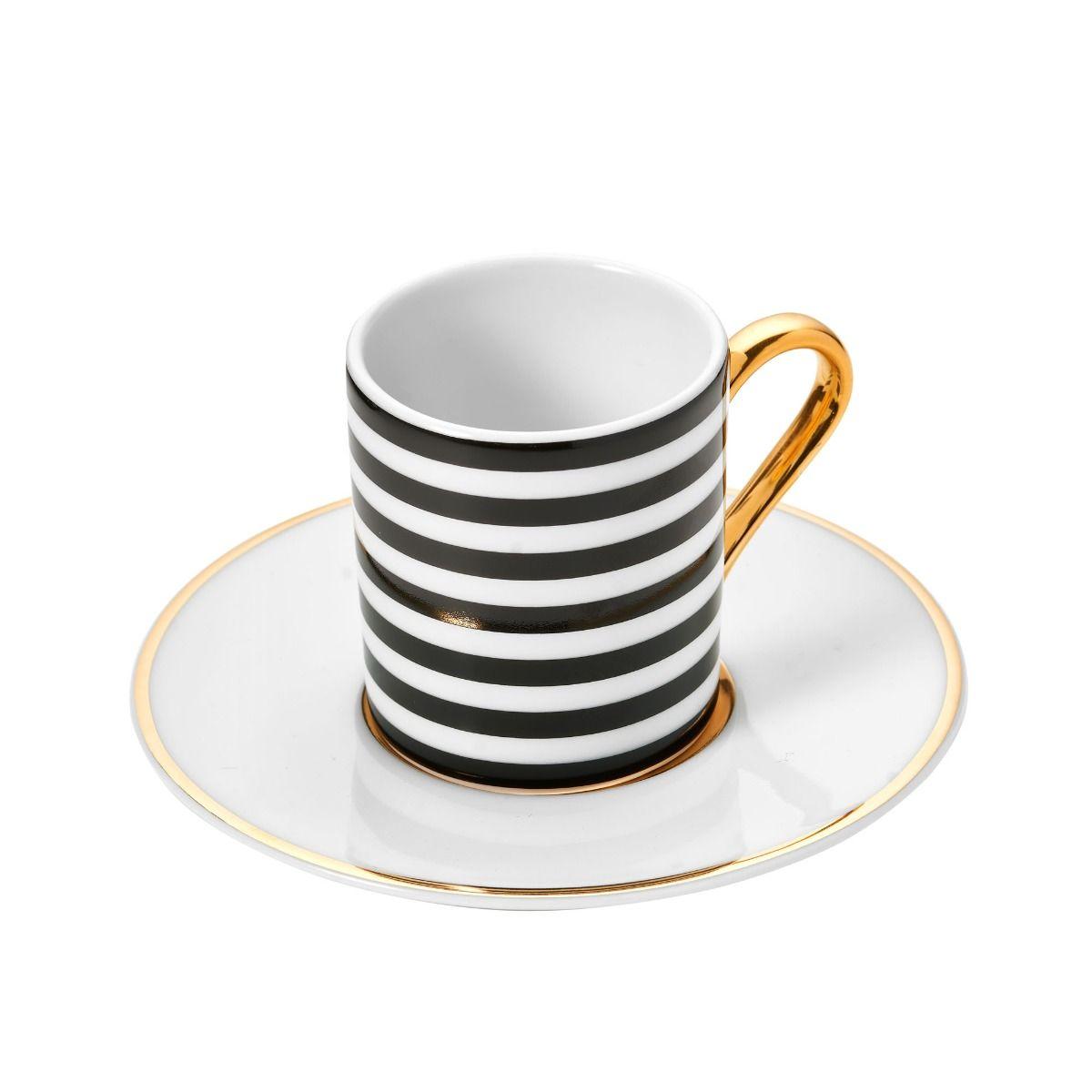 Filiżanka do espresso Milano Stripes