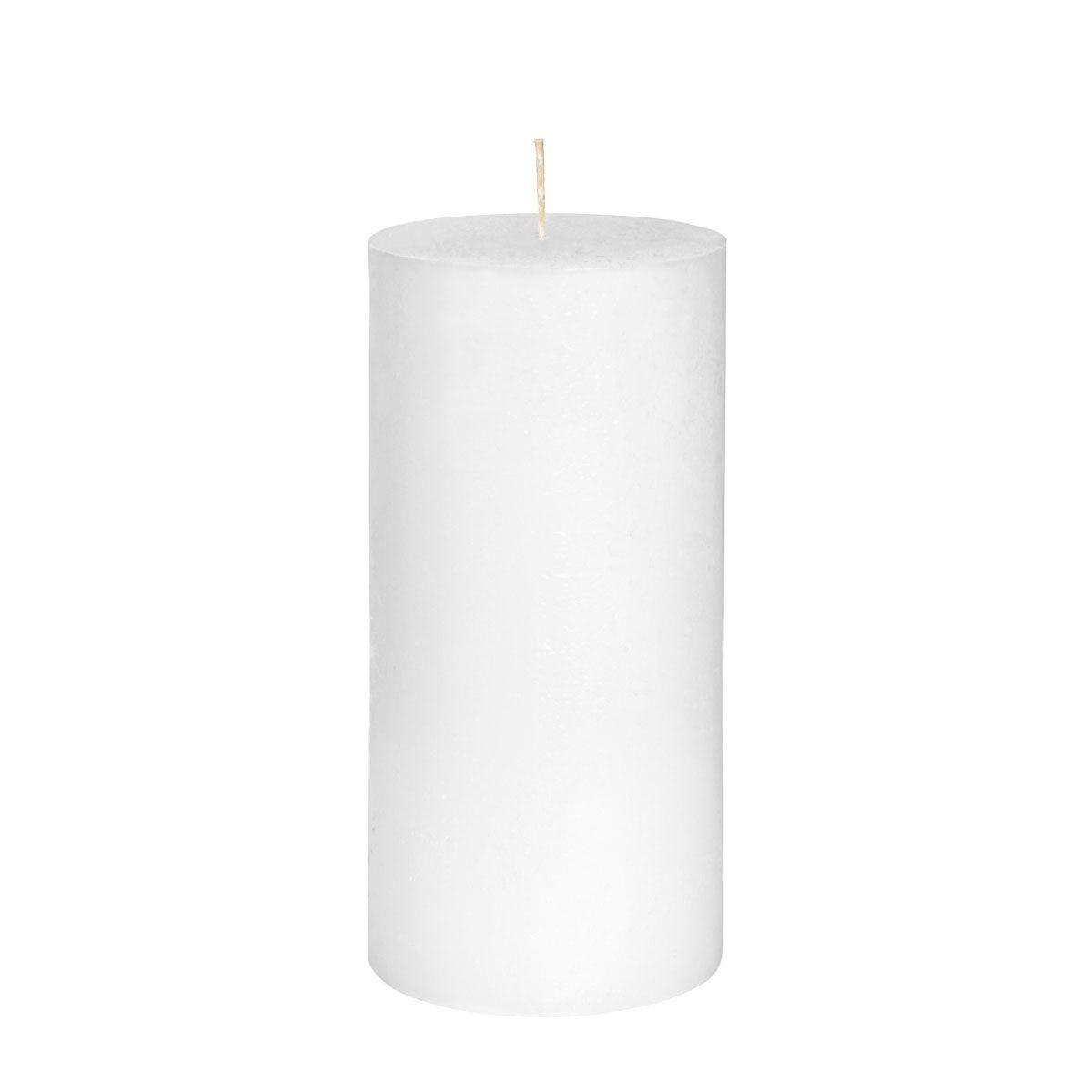 Świeca jaśminowa white