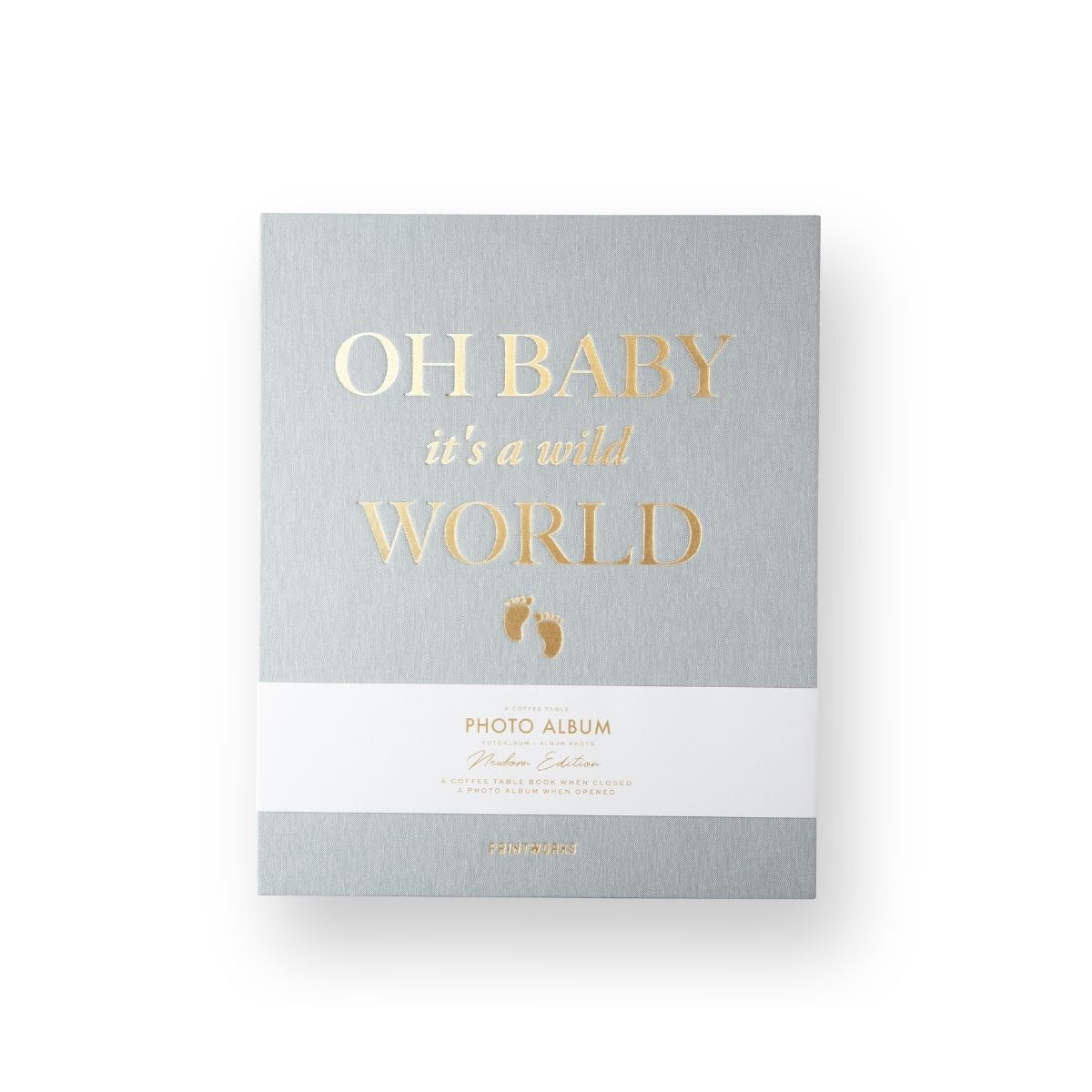 Album - Oh baby it's wild world