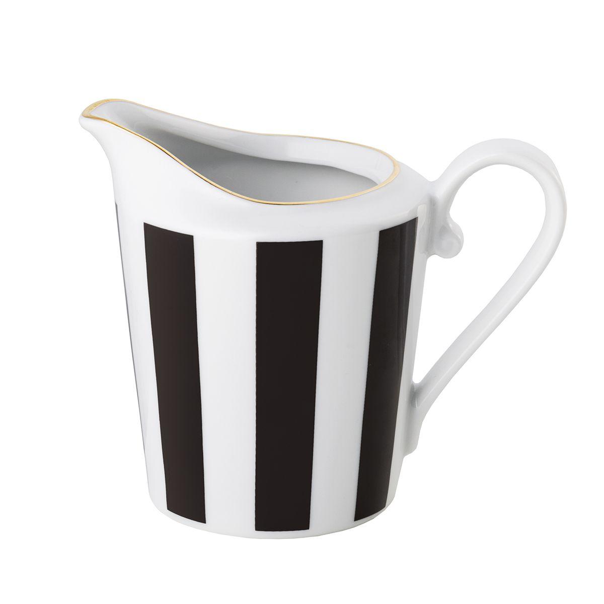 Mlecznik Stripes Black