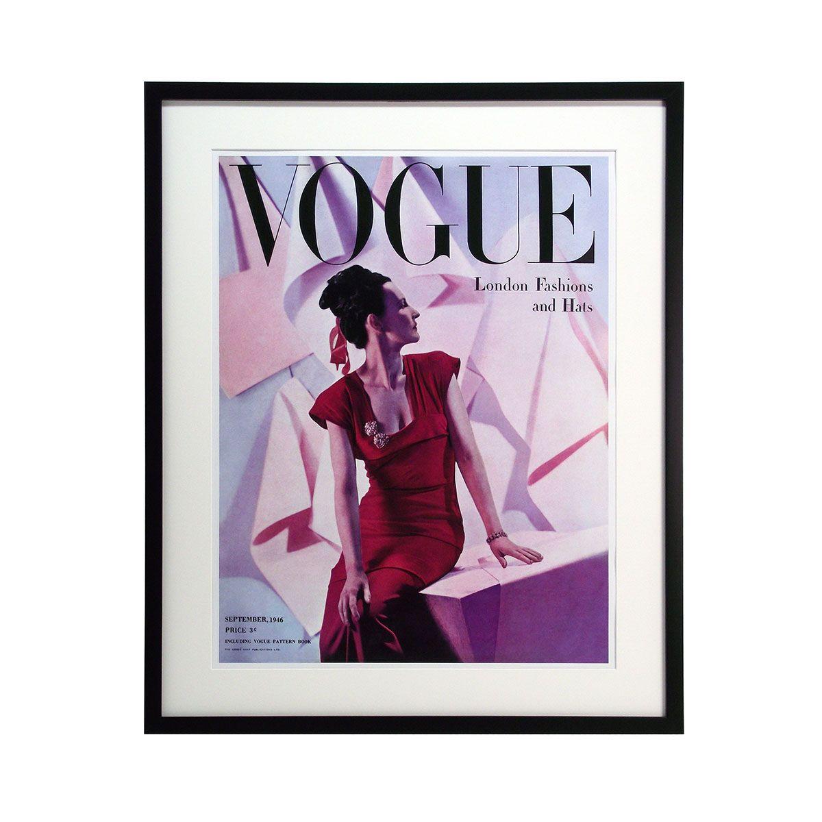 Vogue 12 September 1946