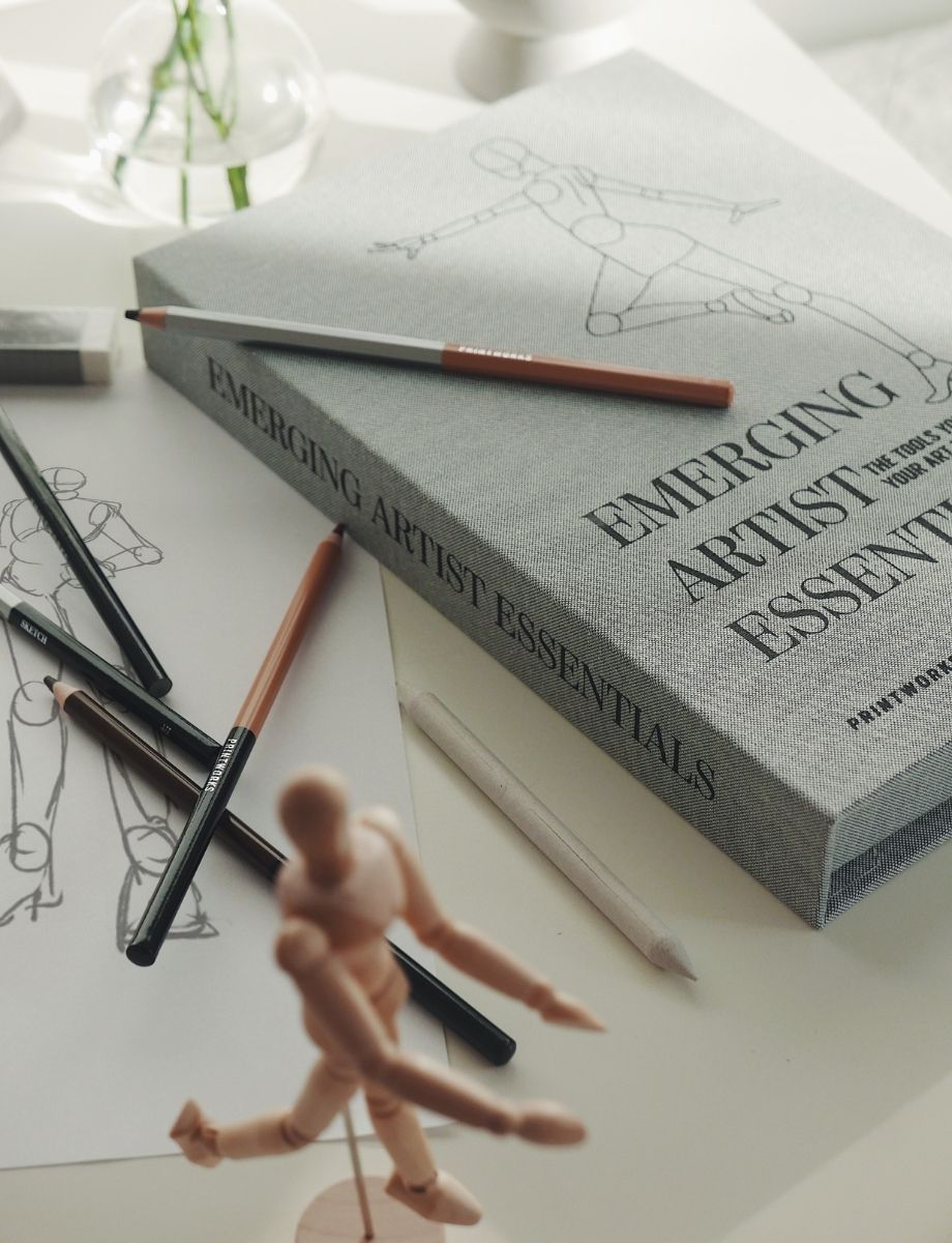 Zestaw do rysowania Printworks