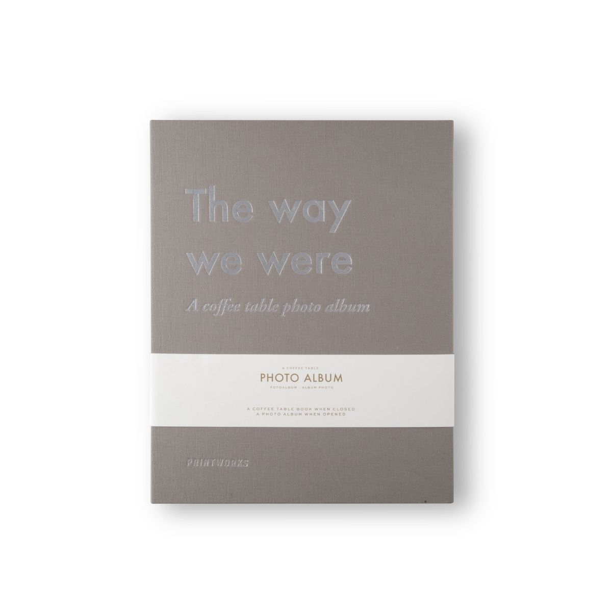 Album - The way we were