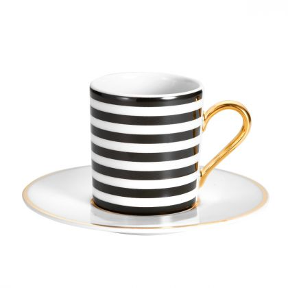 Filiżanka do espresso Milano Stripes