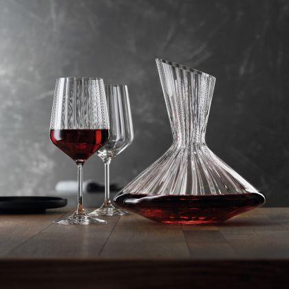 Karafka Life Style i 2 kieliszki do wina