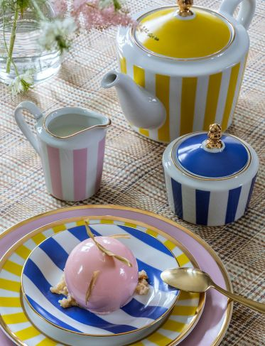 Cukiernica Stripes Blue
