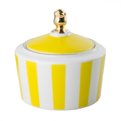 Cukiernica Stripes Yellow