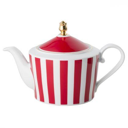 Dzbanek Stripes Red