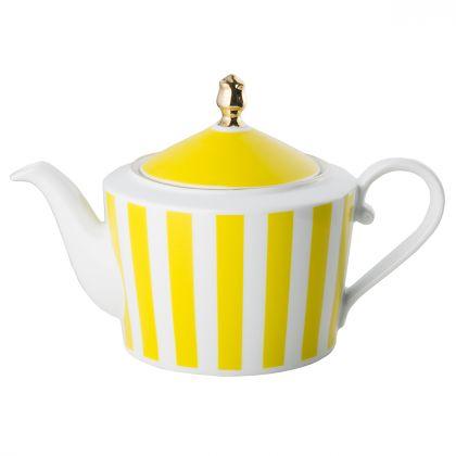 Dzbanek Stripes Yellow