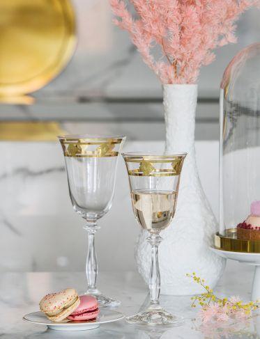 Kieliszki do białego wina LMH 2 sztuki