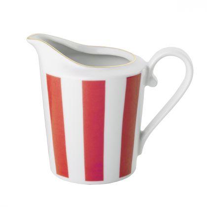 Mlecznik Stripes Red