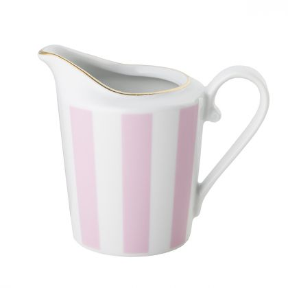 Mlecznik Stripes Powder Pink