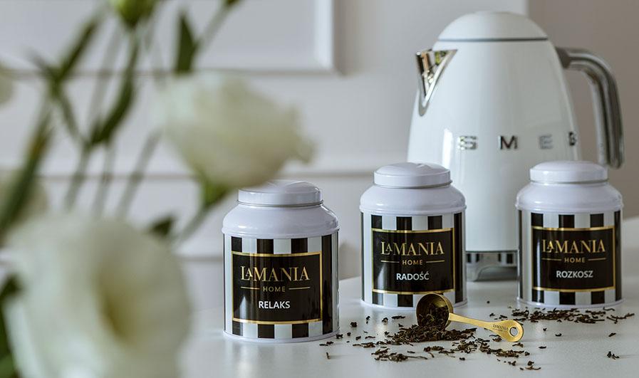 Odkryj tajemnicę herbat od La Mania Home