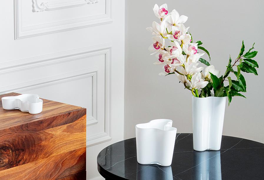 Ikony wzornictwa prosto z Finlandii – poznaj historię wazonów Aalto
