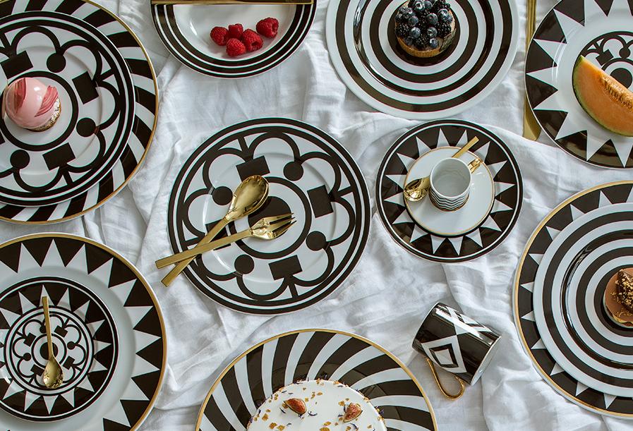 Polska produkcja, włoski temperament: nowa kolekcja porcelany Milano